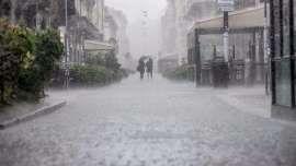 Meteo : Forti temporali su Milano, maltempo sul nord-ovest Lombardia
