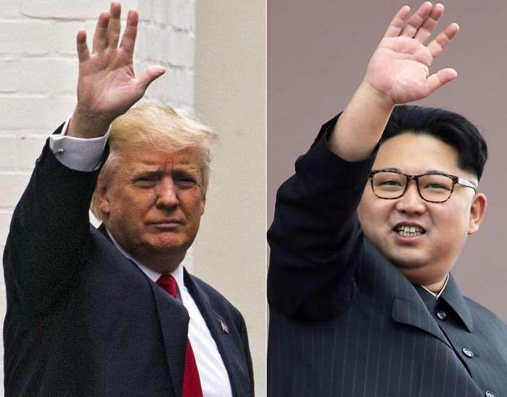 Corea Nord - Kim Jong-Un : Donald Trump ci sta portando sull'orlo di una guerra nucleare