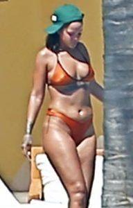 Rihanna fuori forma come Kim Kardashian?