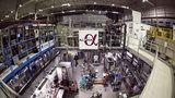 Esperimento Alpha : il CERN svela il segreto dell'antimateria