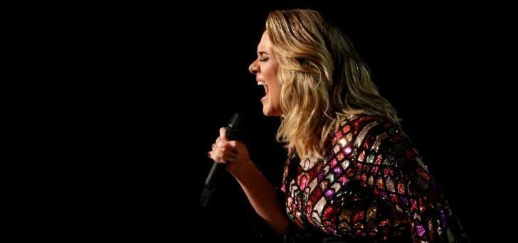 Adele cancella le ultime due date a Wembley