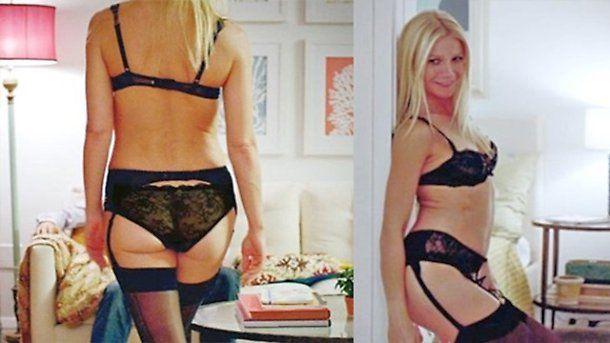 Gwyneth Paltrow nuda sulla copertina di Goop