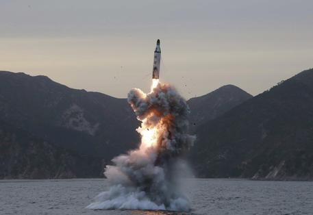 Corea Nord : Fallitto nuovo test missile