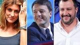 Fuorionda di Matteo Renzi sul tradimento della Isoardi : ecco cosa dice su Matteo Salvini