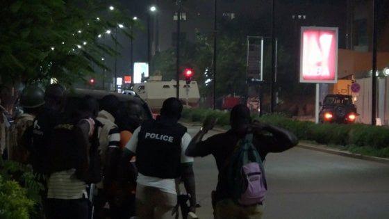 Attacco Terroristico Burkina Faso : 18 morti