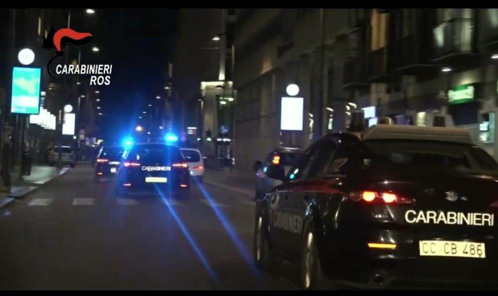 Operazione antimafia a Palermo: 27 arresti