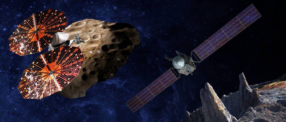 NASA : selezionate due missioni per studiare il Sistema Solare primordiale