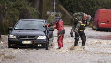 Allerta maltempo piogge e allagamenti in lazio gente for Scantinati in texas