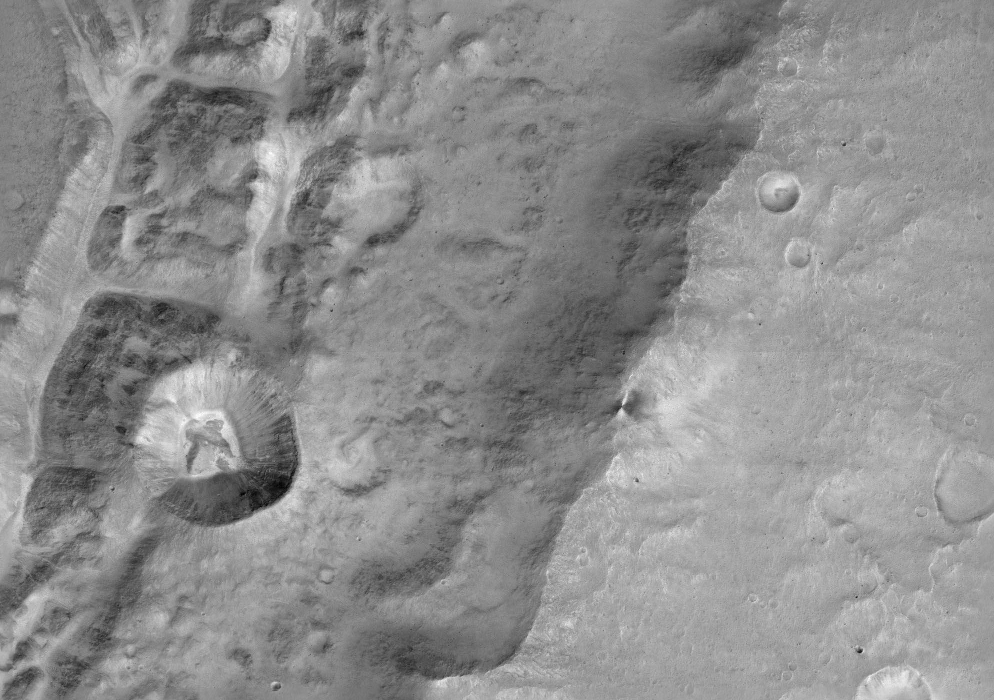 ExoMars: TGO invia le prime immagini dall'orbita di Marte