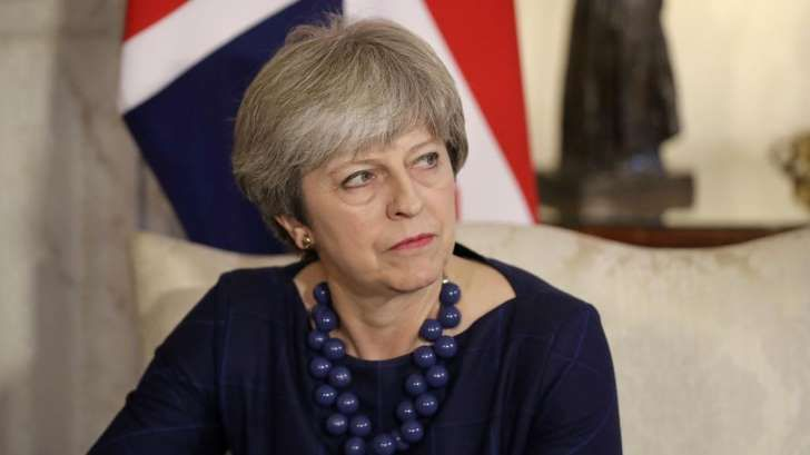 Sventato piano terroristico per uccidere Theresa May