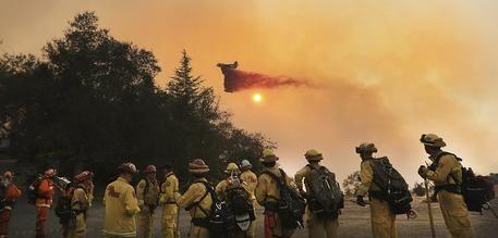 Incendi California : 31 morti, scuole chiuse a San Francisco