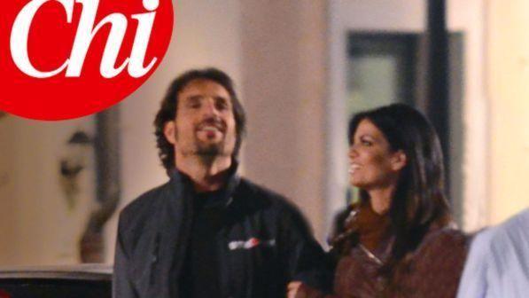 Laura Torrisi e Luca Betti mano nella mano