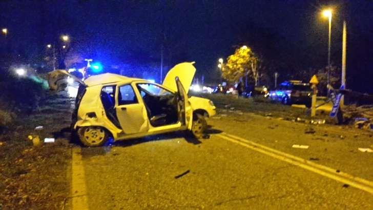 L'Aquila, auto ad alta velocità piomba su una Punto : Muore una ragazza di 27 anni