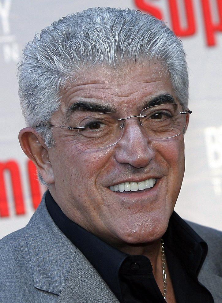 Morto a 78 anni l'attore Frank Vincent : Il boss Phil Leotardo dei Soprano
