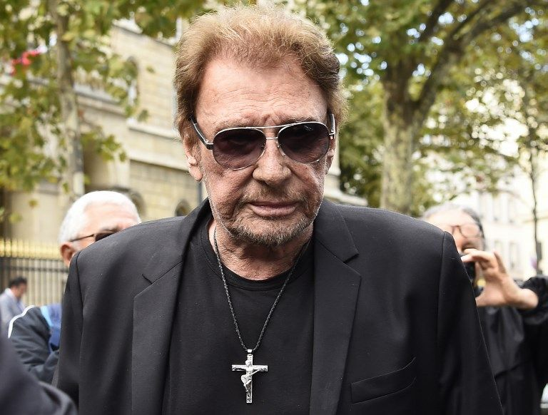 Morto Johnny Hallyday, icona del rock francese