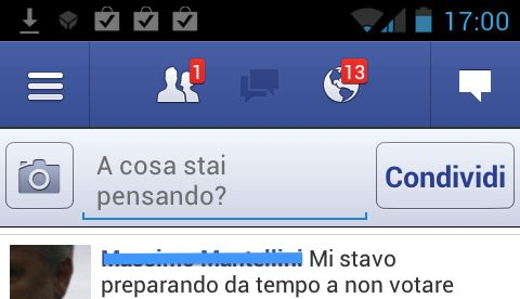 Caricare video HD con Facebook per Android