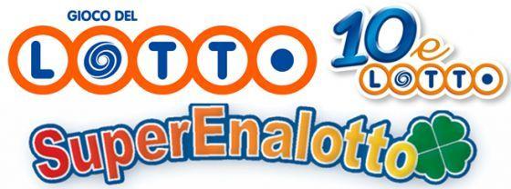 Ultima Estrazione del Lotto Superenalotto e 10eLotto n.128 di Sabato 25 ottobre 2014