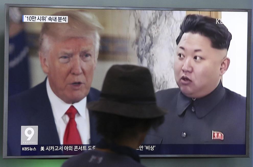 """Corea Nord : Bombardieri Usa B 1B sorvolano confine"""""""
