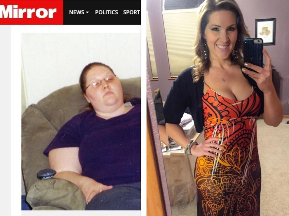 Tara Kavanagh perde più 60 kg in 18 mesi ... Ecco come ha fatto