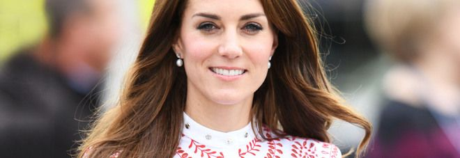 Kate Middleton incinta - fiocco rosa : Si chiamerà Alice