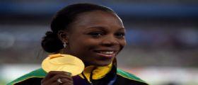 Veronica Campbell Brown risultata positiva : Giamaica è sotto shock