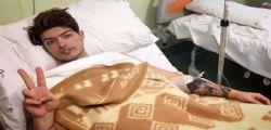 Stash dei The Kolors in ospedale :Tranquilli è tutto ok
