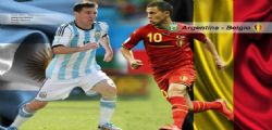 Argentina Belgio in Streaming e Live Diretta Partita Online Gratis Quarti Finale Mondiali 2014
