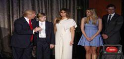 Melania Trump : La first lady non vivrà alla Casa Bianca