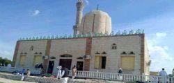 Egitto : 305 morti - 27 bambini - in attacco a moschea