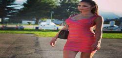Raffaella Fico nell'anteprima del prossimo sexy video