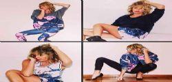 Alessia Marcuzzi super hot : Questa sera niente pigiama!