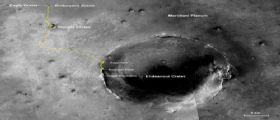 Marte era abitabile: così Opportunity festeggia 10 anni di missione