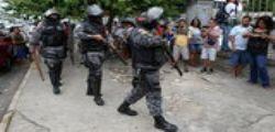 Brasile : Più di 100 morti nelle rivolte delle carceri in una settimana