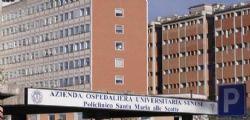Crolla controsoffitto ospedale Siena : 5 feriti
