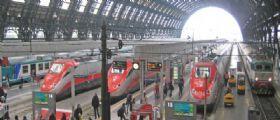 Milano :  Studente 16enne accoltellato da un ladro nei bagni della Stazione