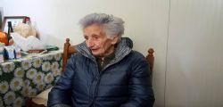 Nonna Peppina - lo sfratto alla 95enne Giuseppa Fattori : al Quirinale mai arrivata alcuna lettera