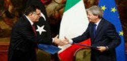 Italia e Libia contro l'immigrazione clandestina