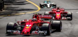 F1, GP Monaco 2017 : Ordine arrivo Montecarlo - vittoria di Sebastian Vettel