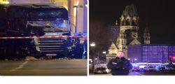 Attento Berlino : Camion contro mercato Natale - Live
