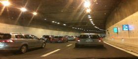 Lecco, incidente nella galleria Lecco-Ballabio : coinvolti due bimbi ma nessuna conseguenza grave
