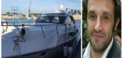Flavio Insinna : il suo motoscafo per aiutare i migranti