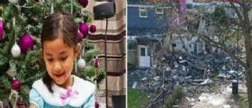 Londra | La casa esplode per una fuga di gas : Bimba sepolta dalle macerie si salva miracolosamente