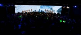 DIRK BIKKEMBERGS FROZEN PARTY ALLA MEN FASHION WEEK 2014.