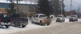 Spari in una scuola in Canada, quattro morti e diversi feriti : Fermato il presunto killer