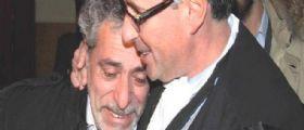 Il muratore Giuseppe Gulotta assolto dopo 22 anni di carcere da innocente
