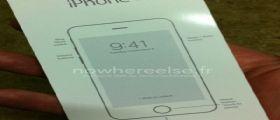 iPhone 6 : Risoluzione di 1334x750 pixel?