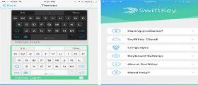 SwiftKey App Store : La tastiera di terze parti ha raggiunto 1 milione di download in solo 24 ore