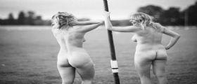 Nude contro il cancro e contro Facebook : Le studentesse della Warwick Rowing ci riprovano