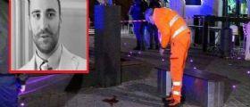 David Raggi sgozzato da un marocchino già espulso nel 2007 : Cosa vuoi, che mi guardi