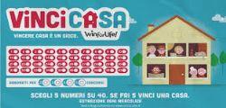 Ultima Estrazione VinciCasa Win for Life n.6 di Mercoledì 13 Agosto 2014